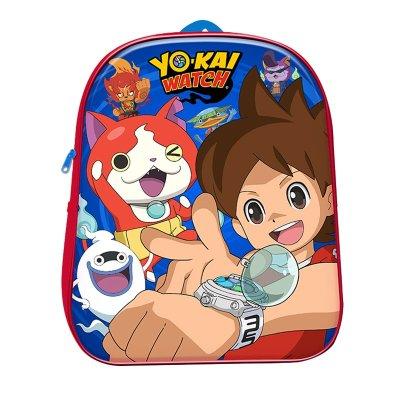 Mochila 3D 31cm Yo-Kai Watch