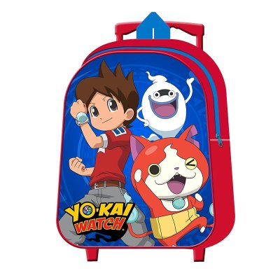 Mochila Trolley 31cm YoKai Watch