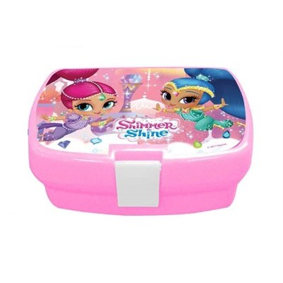 Sandwichera rectangular Shimmer & Shine