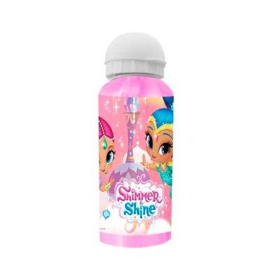 Botella aluminio 500ml Shimmer & Shine