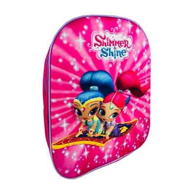 Mochila infantil 3D Shimmer & Shine 33cm