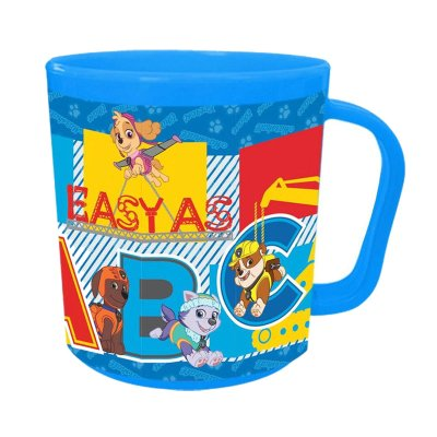 Wholesaler of Paw Patrol Easy as ABC plastic mug