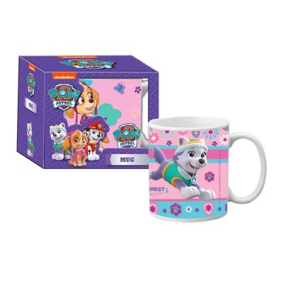 Wholesaler of Paw Patrol Girls ceramic mug 320ml 11oz