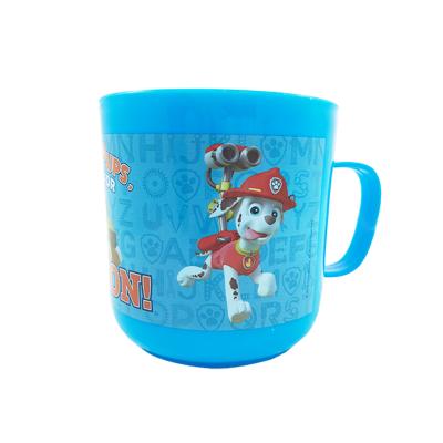 Wholesaler of Paw Patrol Alphapups plastic mug