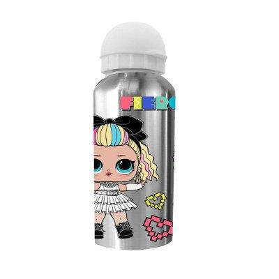 Botella aluminio 300ml LOL Surprise