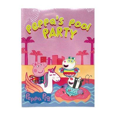 Libro para colorear Peppa Pig