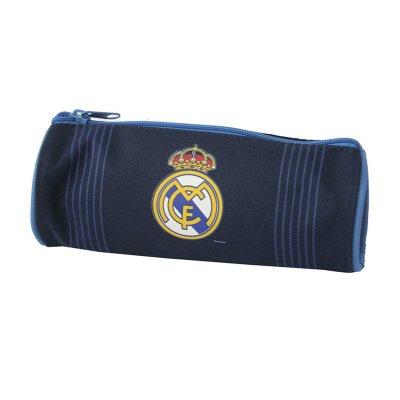 Estuche cilíndrico F.C. Real Madrid