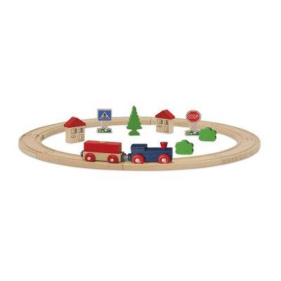 Wholesaler of Tren circular de madera
