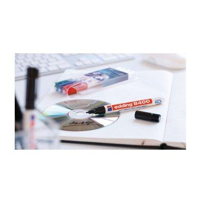 Wholesaler of Rotulador Edding 8400 CD/DVD/BD Marker 01-negro 0.5-1mm