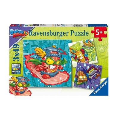 Puzzle Superzings 3x49pzs