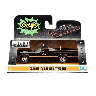 Miniatura vehículo Batman DC 1:32