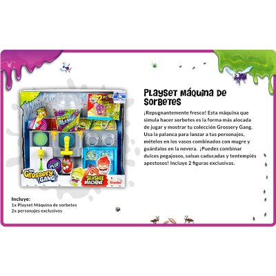 Wholesaler of The Grossery Gang Mushy Slushie Playset