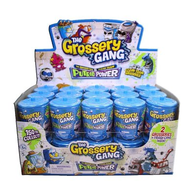 Cubo basura The Grossery Gang