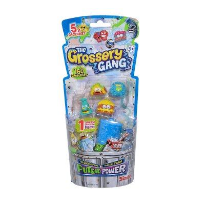 Blister cubo basura The Grossery Gang