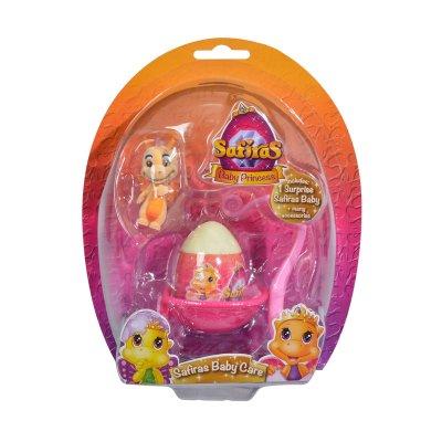 Playset Safiras Baby Care - cuna