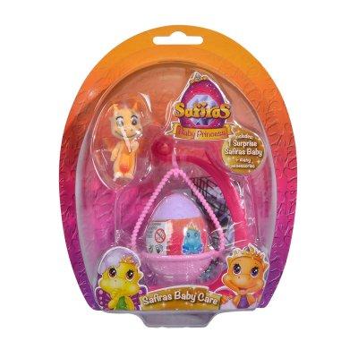Playset Safiras Baby Care - columpio