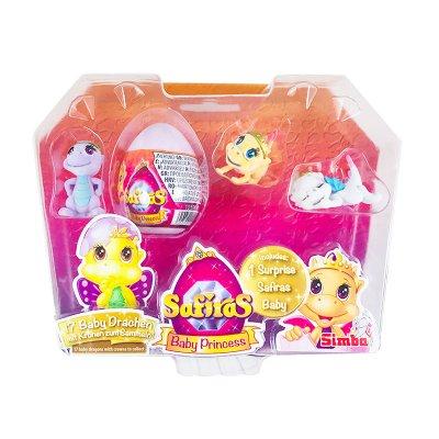 Playset Safiras Baby Princess - modelo 1