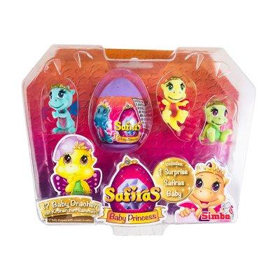 Playset Safiras Baby Princess - modelo 2