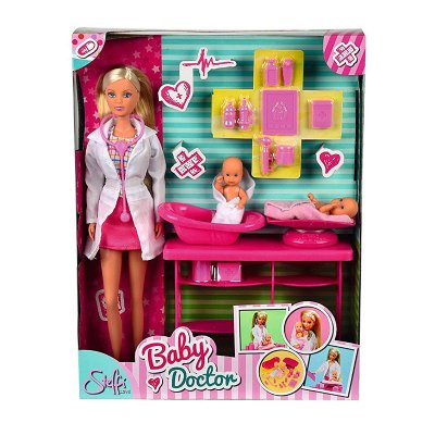 Muñeca Steffi Love Baby Doctor