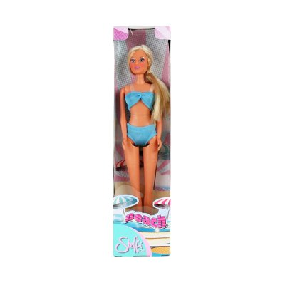 Muñeca Steffi Love Beach - azul