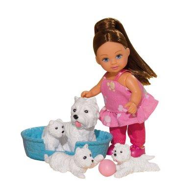 Wholesaler of Muñeca Evi Love con animales - modelo perritos