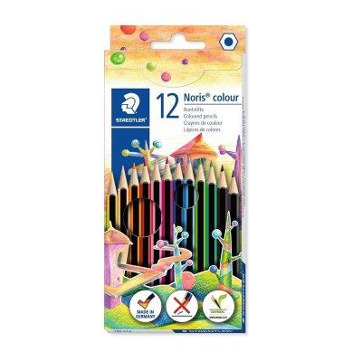 Caja 12 lápices de colores Staedler Noris colour