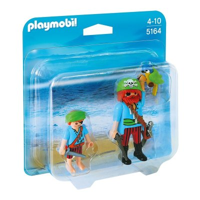 Piratas Playmobil Duo Pack