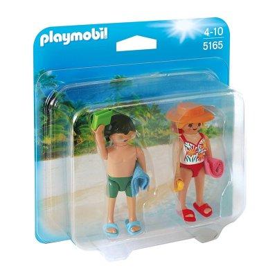 Turistas Playmobil Duo Pack
