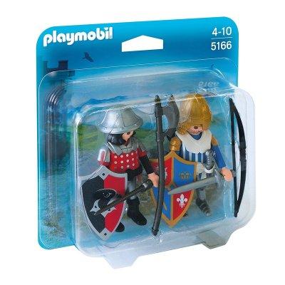 Caballeros Playmobil Duo Pack