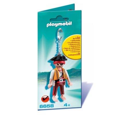 Llavero figura Pirata Playmobil