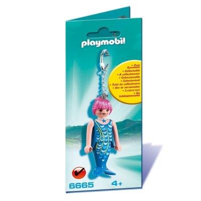 Llavero figura Sirena Playmobil
