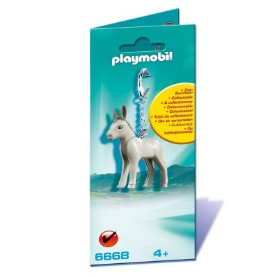 Wholesaler of Llavero figura Burrito Playmobil
