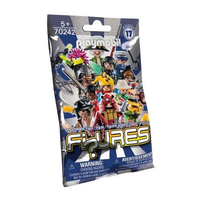 Sobres Playmobil serie 17 chico