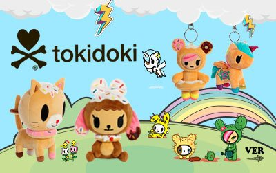 Kilumio - Mayorista Distribuidor de productos de Tokidoki