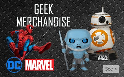 Wholesalers Distributor of Geek Merchandise - Funko - Star Wars - Mavel - DC Heroes
