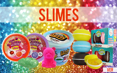 licensed toys stationery distributors wholesalers - Slimes
