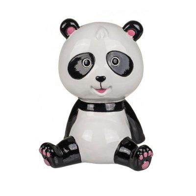 Hucha cerámica Panda
