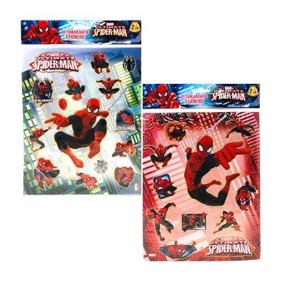 Pegatinas Spiderman Marvel