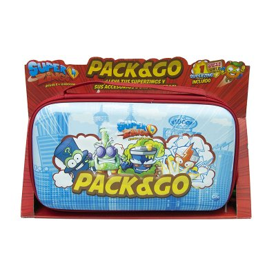 Estuche Pack & Go Rivals of Kaboom Superzings