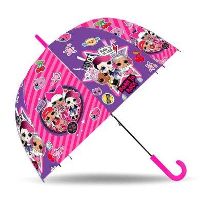 Paraguas automático LOL Surprise Rock 45cm