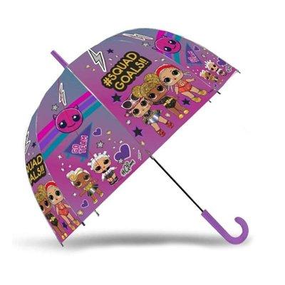 Paraguas cúpula manual LOL Surprise Rock 45cm