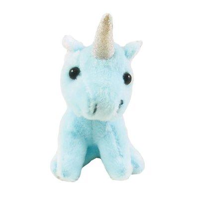 Wholesaler of Peluche llavero Unicornio azul 10cm