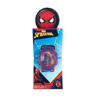 Reloj digital Spiderman Marvel 22cm