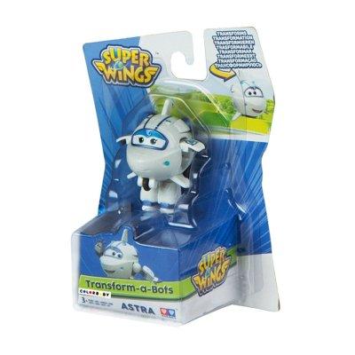 Figura Super Wings Transform a Bots - modelo Astra