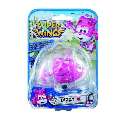 Figura Super Wings Die Cast - modelo Dizzy