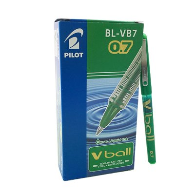Wholesaler of Bolígrafo Pilot Vball verde 0.7mm