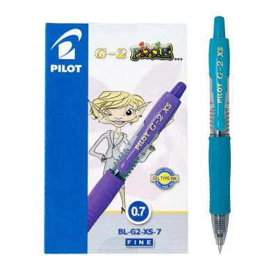 Wholesaler of Bolígrafo Pilot G2 XS Pixie turquesa 0.7mm