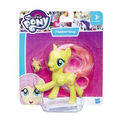 Figura My Little Pony Amiguitas - modelo Fluttershy