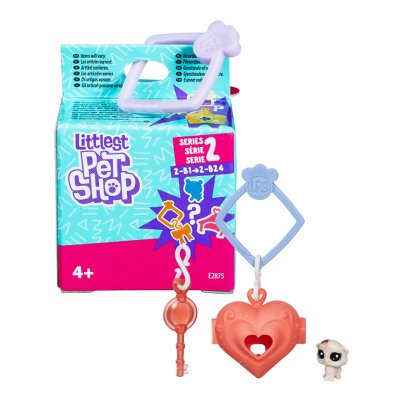 Cajita sorpresa Littlest Pet Shop serie 2