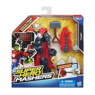 Figura Thor Marvel Super Hero Mashers Upgrade 15cm